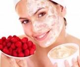 овощные фруктовые маски чувствительной кожи