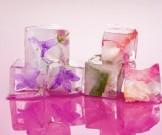 массаж кубиками льда эфирными маслами