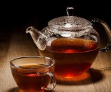 сладкий чай помогает справиться стрессом
