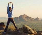 несложные физические упражнения нормализации давления
