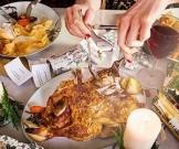 осознанное питание избавит переедания праздничным столом