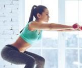 упражнений помогут подтянуть укрепить ягодицы