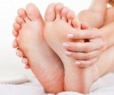 топ-4 ванночки смягчения кожи укрепления ногтей ногах