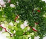 лучшие салаты очистки организма